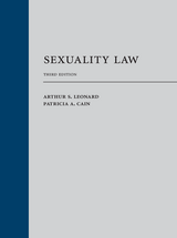 Sexuality Law book jacket