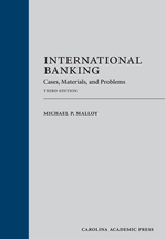 International Banking, Third Edition