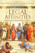 Legal Affinities book jacket
