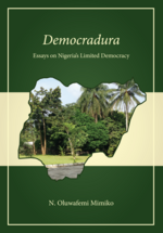 <em>Democradura</em> book jacket