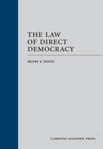 The Law of Direct Democracy book jacket