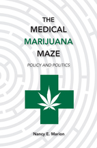 The Medical Marijuana Maze book jacket