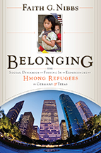 Belonging book jacket