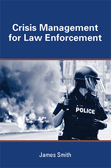 Crisis Management for Law Enforcement book jacket