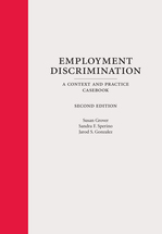 Employment Discrimination book jacket
