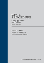 Civil Procedure, Third Edition