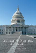 Legislative Drafting Step-by-Step book jacket