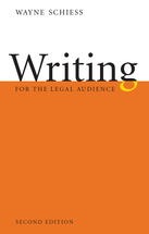 Writing for the Legal Audience, Second Edition