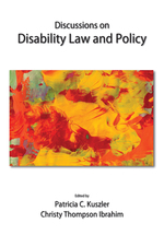 Discussions on Disability Law and Policy book jacket