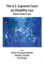 The U.S. Supreme Court on Disability Law book jacket