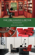 The Organized Lawyer book jacket
