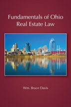 Fundamentals of Ohio Real Estate Law book jacket