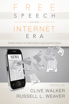 Free Speech in an Internet Era book jacket