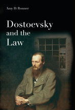 Dostoevsky and the Law book jacket