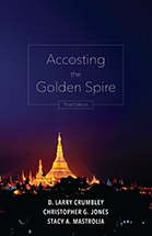 Accosting the Golden Spire book jacket