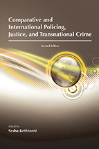 Comparative and International Policing, Justice, and Transnational Crime book jacket