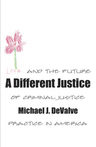 A Different Justice book jacket