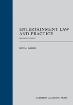 Entertainment Law and Practice book jacket
