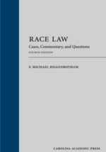 Race Law book jacket