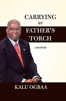 Carrying My Father's Torch book jacket