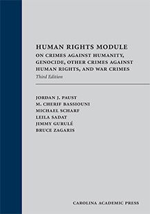 Human Rights Module book jacket