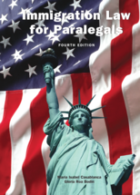 Immigration Law for Paralegals book jacket
