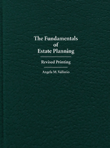 The Fundamentals of Estate Planning book jacket