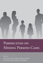 Perspectives on Missing Persons Cases book jacket