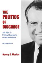 The Politics of Disgrace book jacket