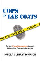 Cops in Lab Coats book jacket