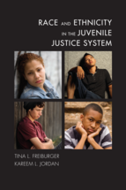 Race and Ethnicity in the Juvenile Justice System book jacket
