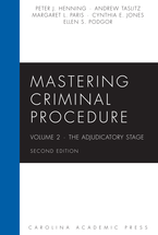 Mastering Criminal Procedure, Volume 2 book jacket