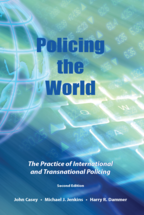 Policing the World book jacket