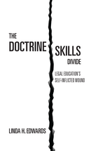 The Doctrine-Skills Divide book jacket