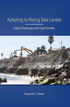 Adapting to Rising Sea Levels book jacket