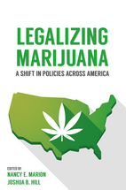 Legalizing Marijuana book jacket