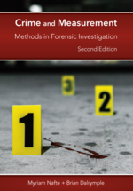 Crime and Measurement book jacket