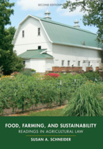 Food, Farming, and Sustainability book jacket