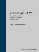 Videogame Law, Second Edition
