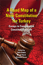 A Road Map of a New Constitution for Turkey book jacket