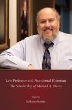 Law Professor and Accidental Historian book jacket