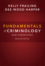 Fundamentals of Criminology book jacket