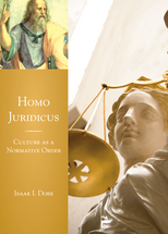 Homo Juridicus book jacket