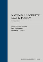 National Security Law & Policy book jacket