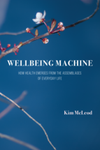 Wellbeing Machine book jacket