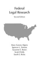 Federal Legal Research, Second Edition