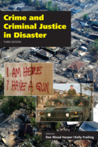 Crime and Criminal Justice in Disaster book jacket