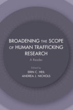 Broadening the Scope of Human Trafficking Research book jacket