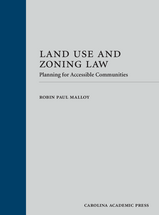Land Use and Zoning Law book jacket