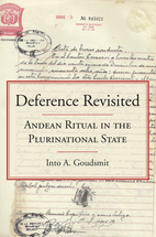 Deference Revisited book jacket